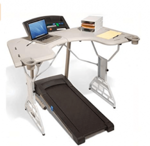 TrekDesk Treadmill Workstation