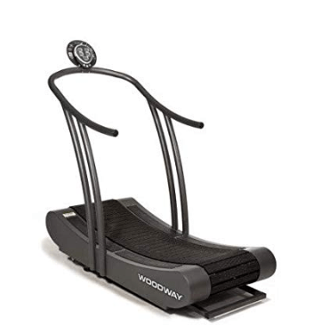 woodway cordless curved treadmill