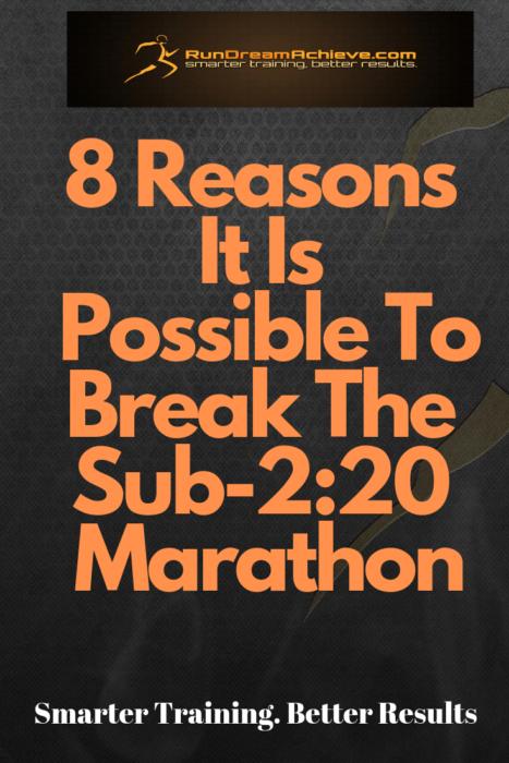 2:20 marathon