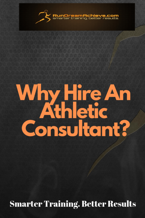 athlete consulting
