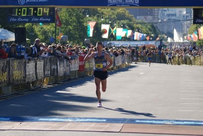 Half Marathon in 2 Hours Pace