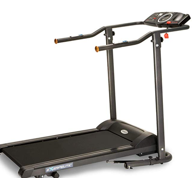 Exerpeudic TF 1000 Ultra High Capacity Walk to Fitness Electric Treadmill