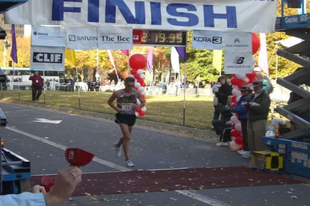 half marathon training plan sub 2 hours