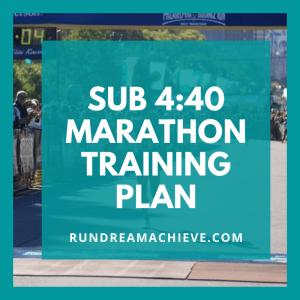 4 40 Marathon