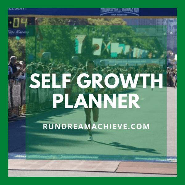 Self Growth Plan